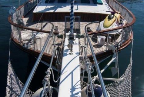 Gulet Andi Star deck (2)