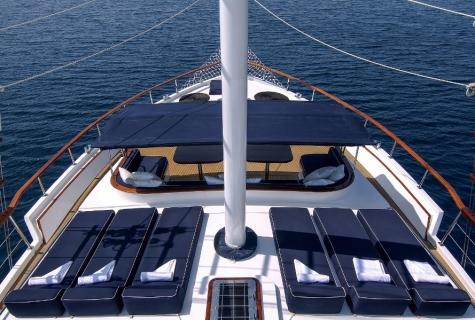 Gulet Aurum deck (3)