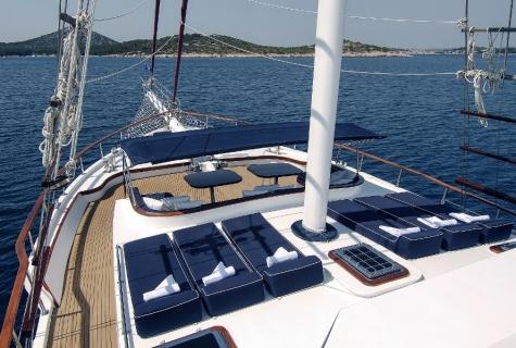 Gulet Aurum deck (4)