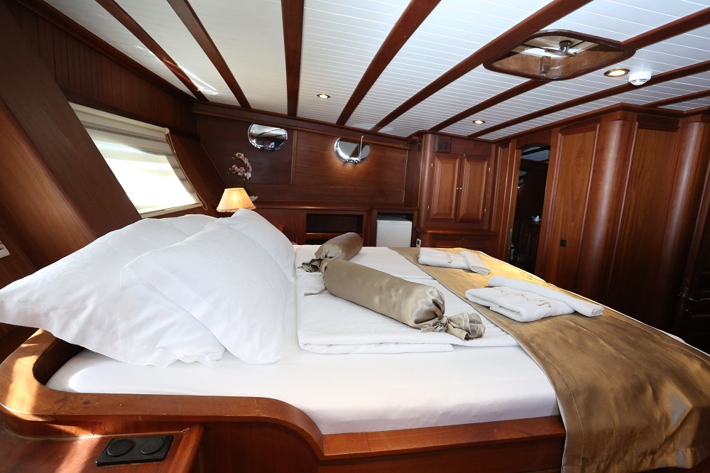 Master Cabin Example
