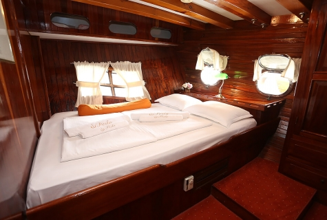 Double Cabin on Gulet Perla