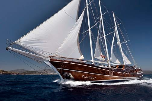 Luxury gulet charter Croatia