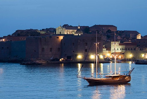 Croatia luxury cruise