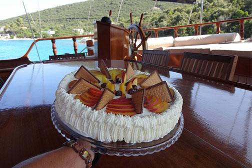 Luxury cruise in Croatia