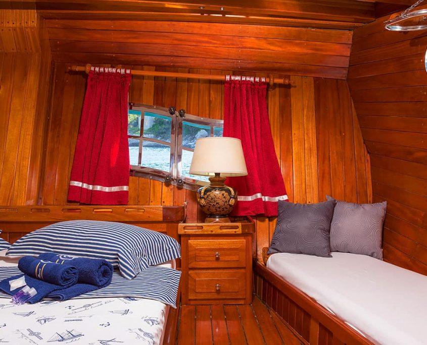 ANDI STAR Master cabin
