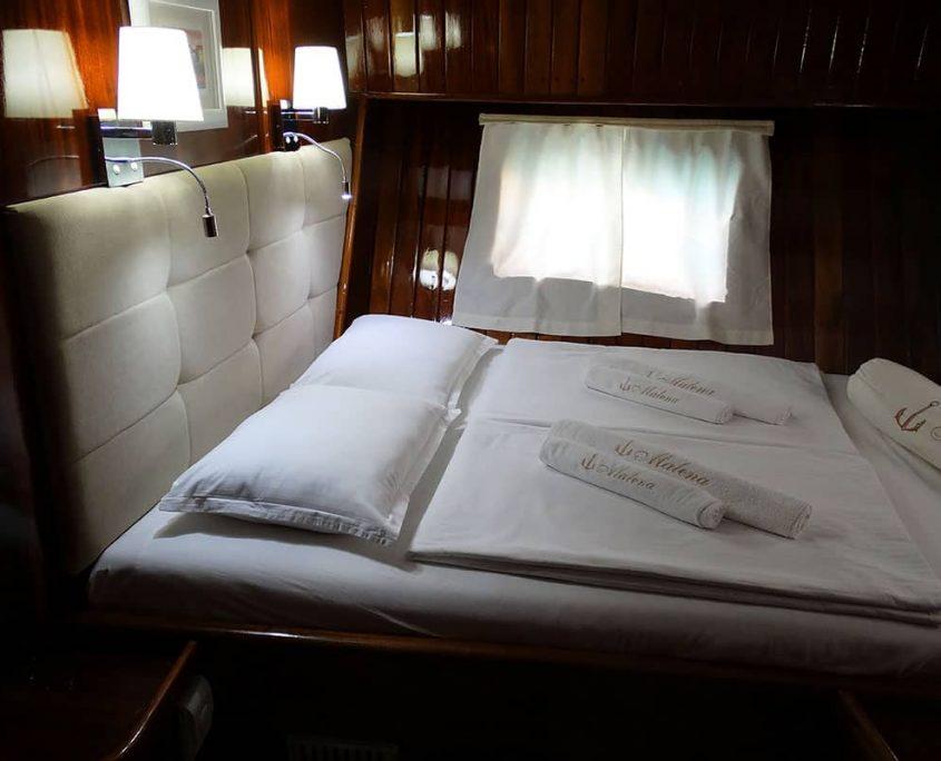 Cabin on gulet Malena
