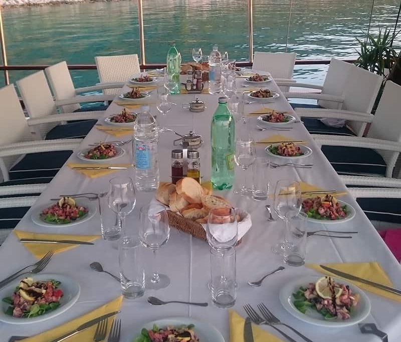 PERLA Table decoration