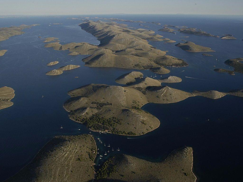 Islands in Kornati
