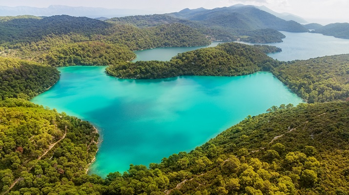 National park of Mljet