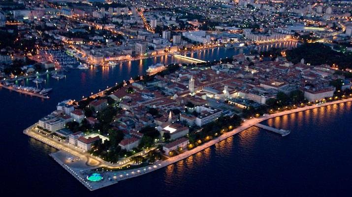 Zadar port