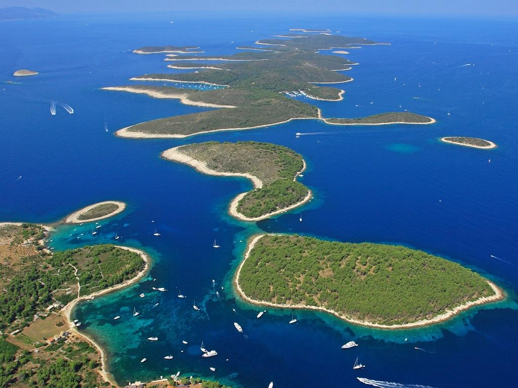 Pakleni islands