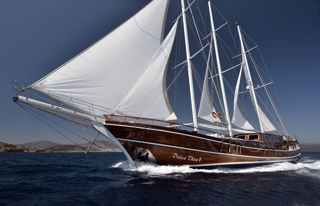 Gulet Dolce Vita on Sails