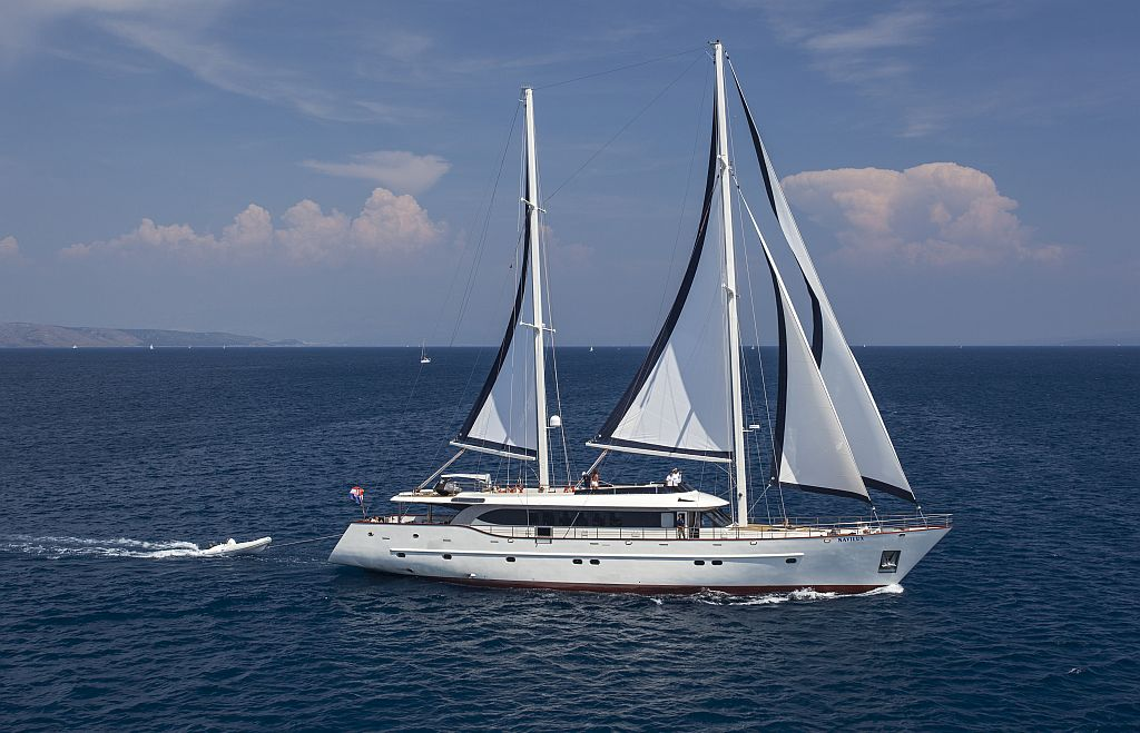 Luxury Yachts in Croatia: Did you ever heard of Gulets?