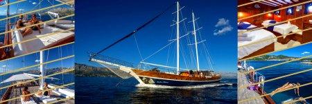 Luxury gulet yacht Stella Maris