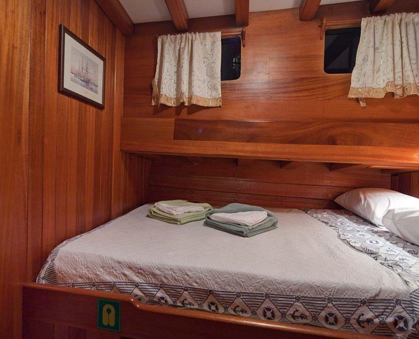 BONAVENTURA Cabin view