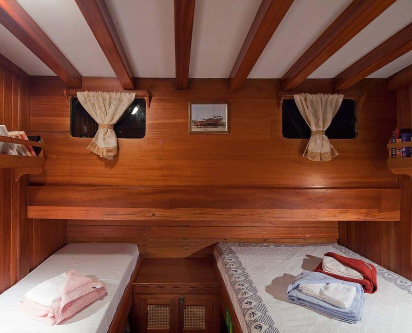 BONAVENTURA Twin cabin