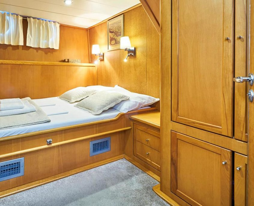 MORNING STAR Double cabin