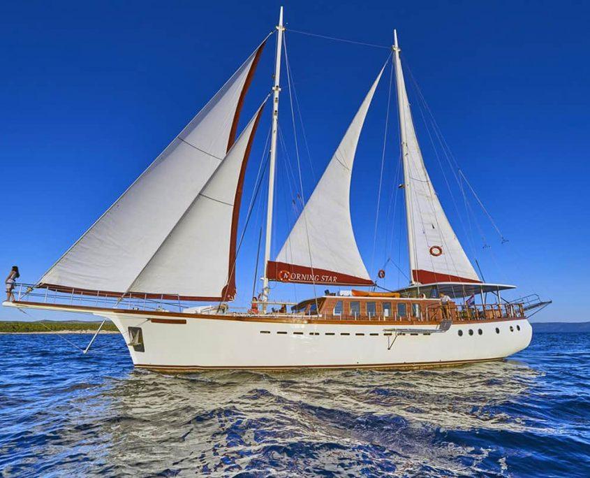 MORNING STAR Sailing