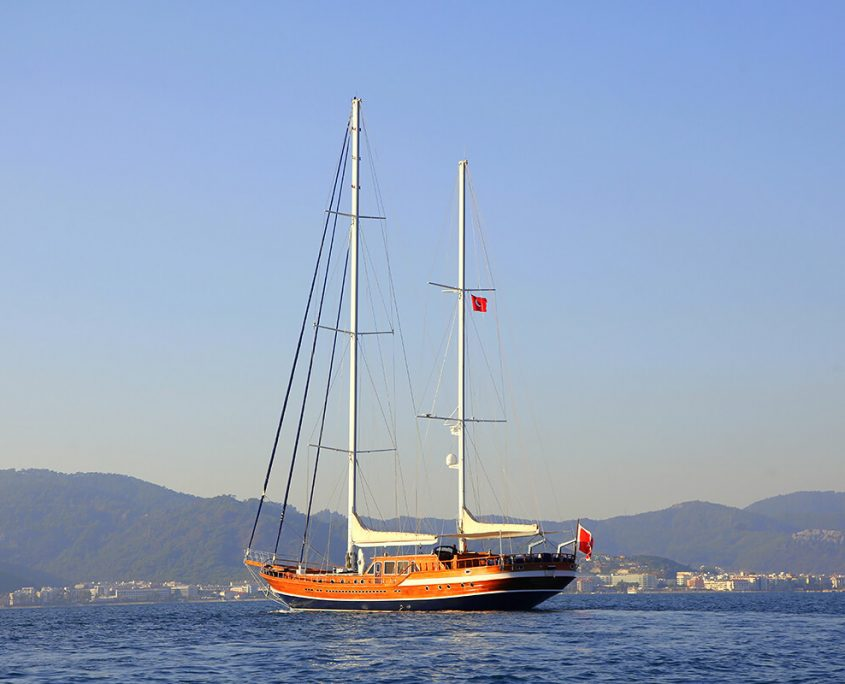 Queen of Datça Cruising
