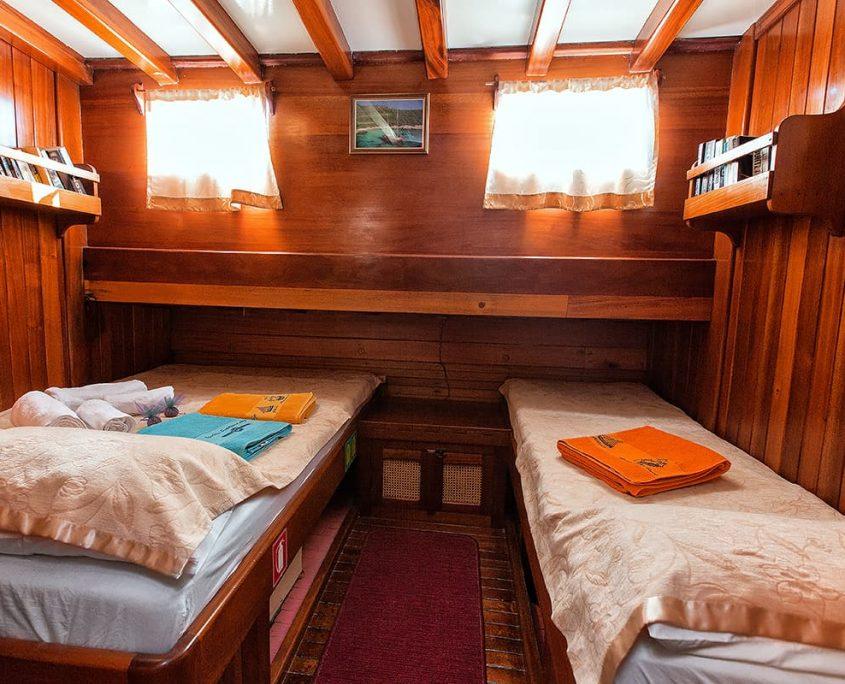 Twin cabin 2017