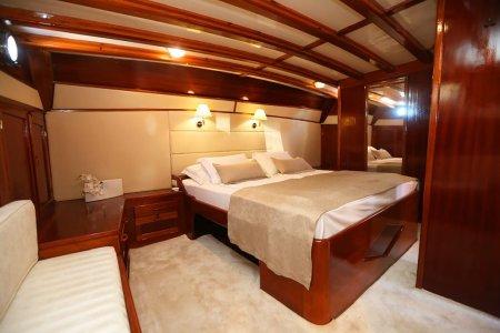 Master-cabin