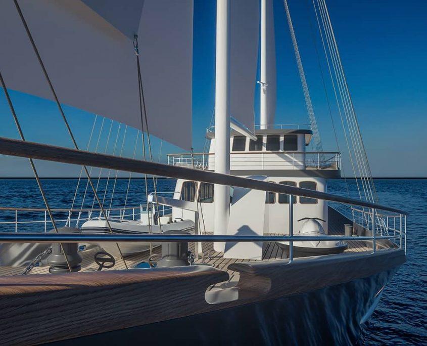CORSARIO Front deck