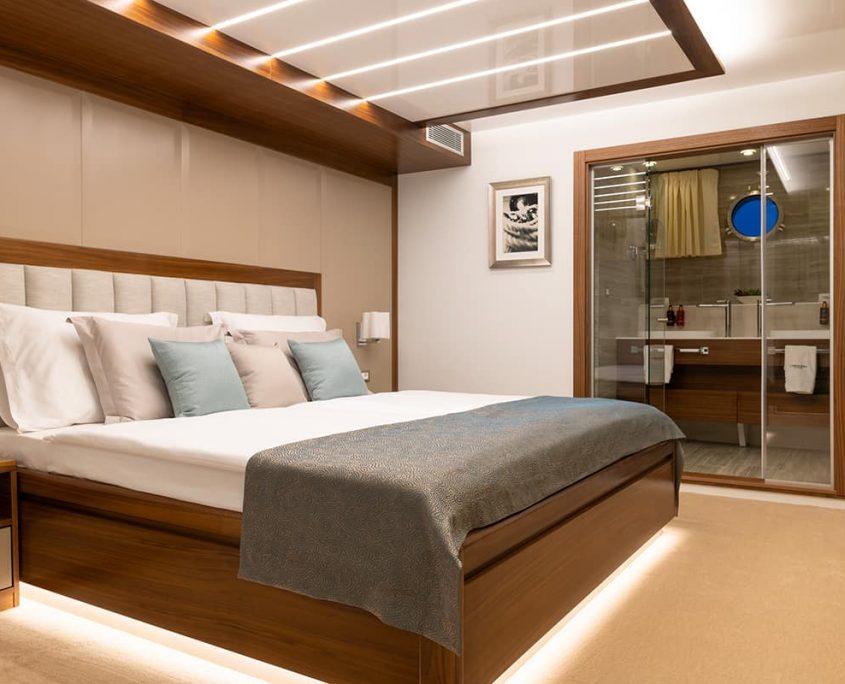 CORSARIO Master cabin