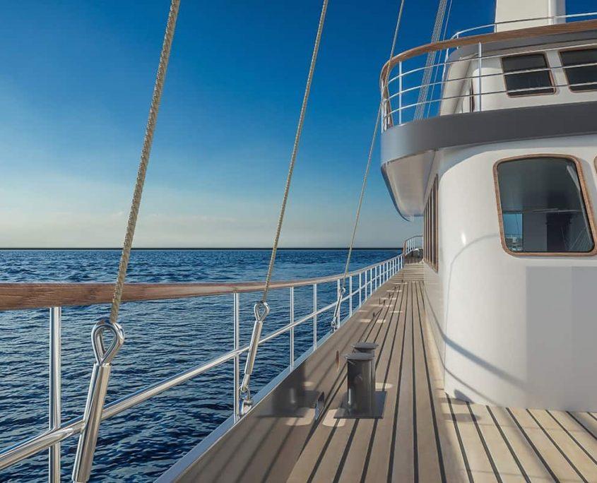 CORSARIO Side deck