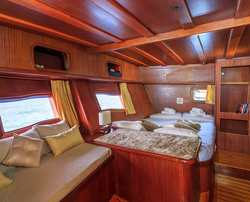 ALLURE E Cabin
