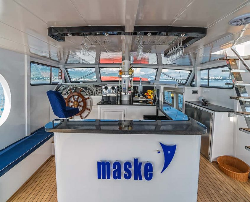 MASKE Captains place