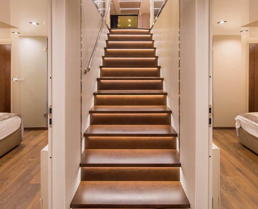 RARA AVIS Staircase