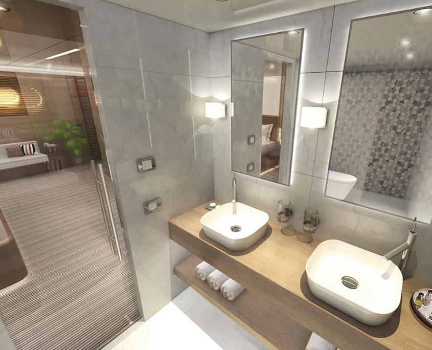 DALMATINO Bathroom