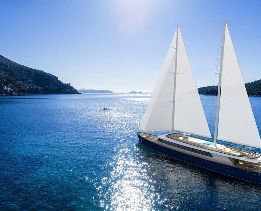 DALMATINO Sailing