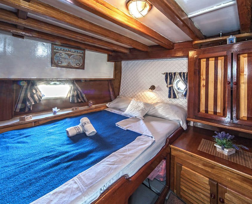 LUOPAN Double Cabin