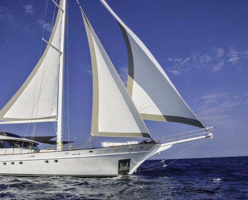 Croatian yacht Lady Gita