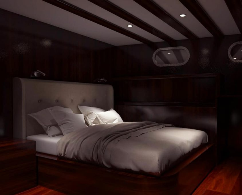 SAINT LUCA Cabin
