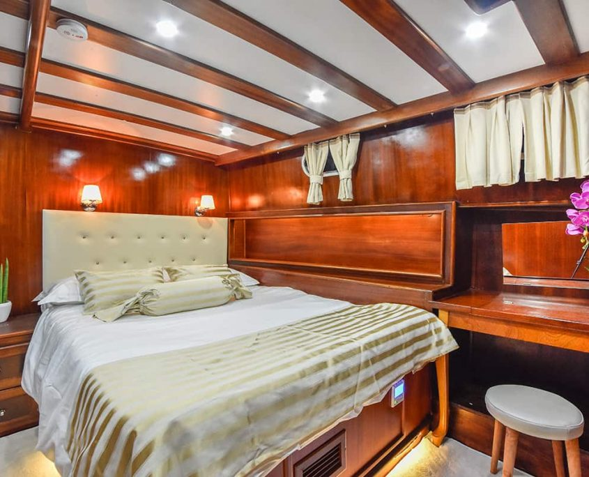 SAINT LUCA Double cabin