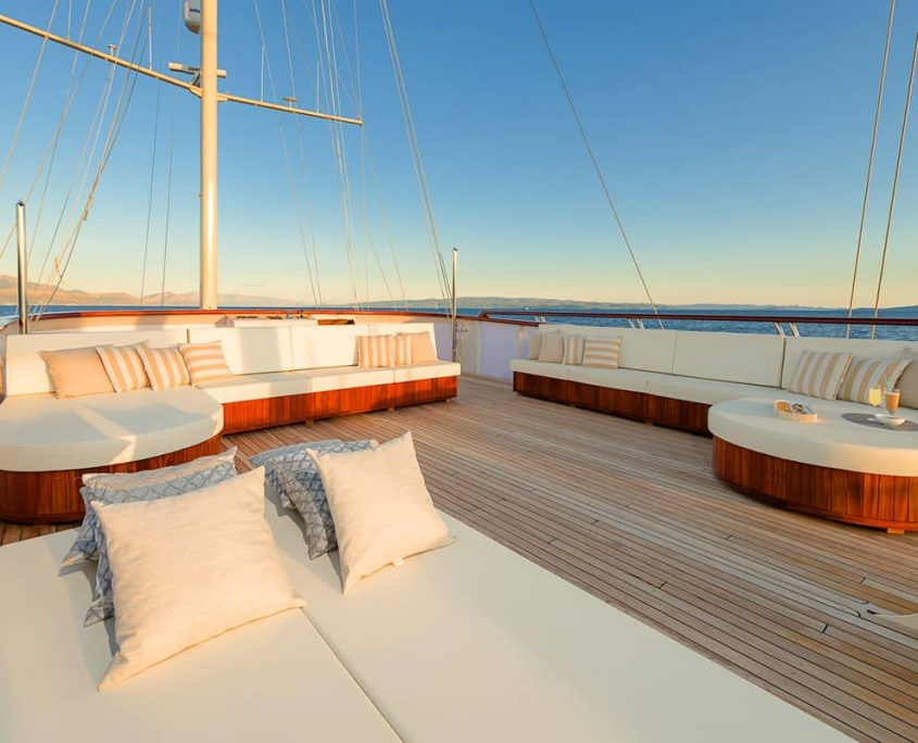 SON DE MAR Flybridge